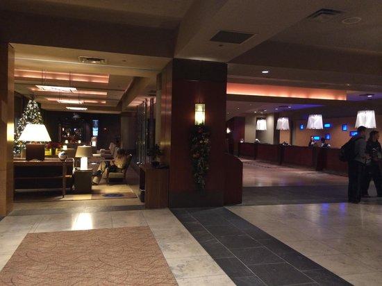 Grand Hyatt Seattle: Lobby