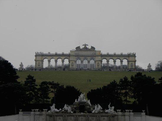 Schloss Schönbrunn: Garten