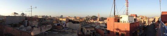Hotel Amira & Vacances : Panorámica desde la terraza