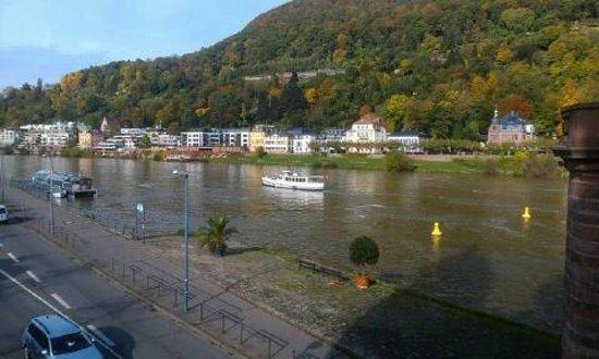 Hotel Holländer Hof: Neckar