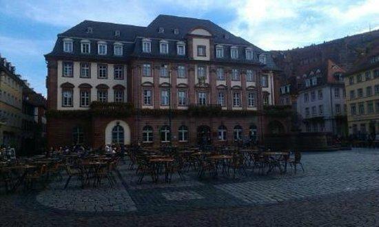 Hotel Hollaender Hof : Aussenansicht