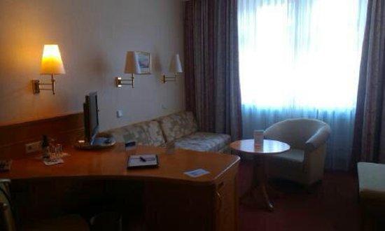 Hotel Hollaender Hof : Zimmer