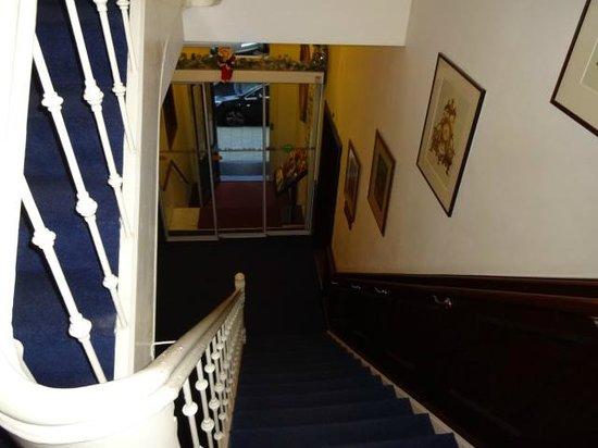 Hotel Alexander : hall