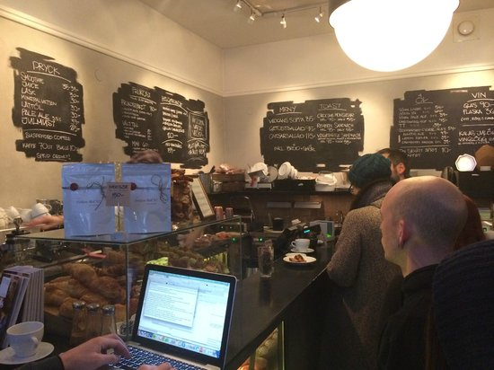 Kafe Esaias: Best cafe in Stockholm