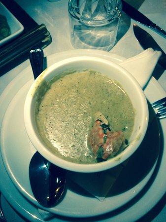The Last Refuge: Crab soup