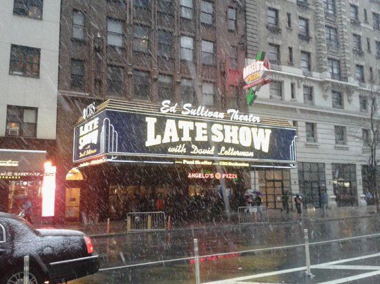 The Late Show with David Letterman : 1