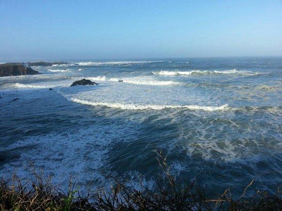 Sea Rock Inn : Ocean view