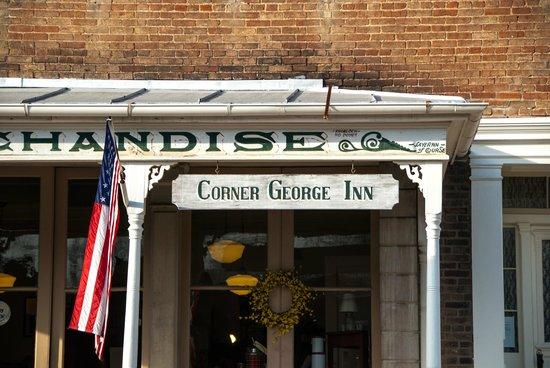Maeystown, IL: Corner George Inn