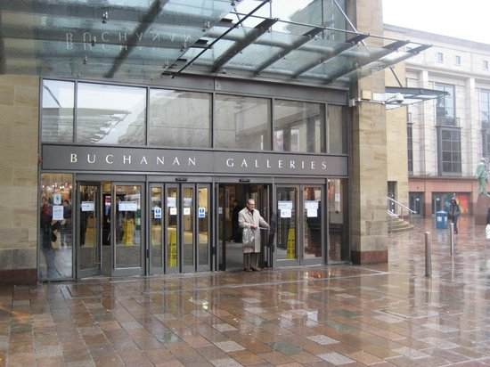 Buchanan Street: Buchanan Galleries