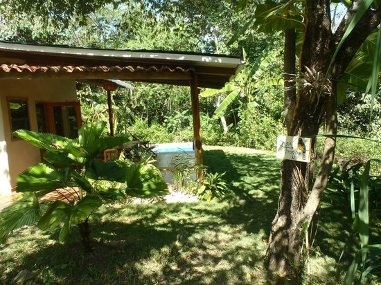 Agua Vista: Outside view