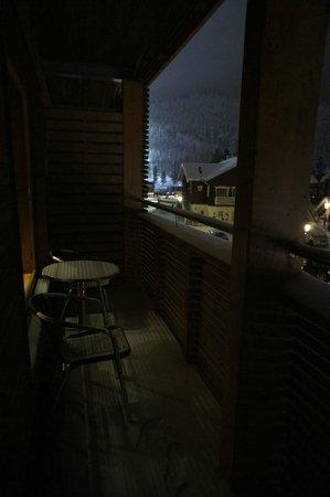 Holiday Club Levi: The balcony