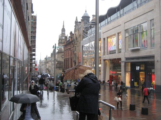 Buchanan Street: To Argyle Street