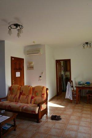 Villas Salinas de Matagorda : Dining area