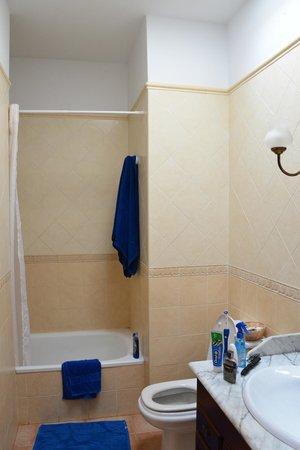 Villas Salinas de Matagorda : Bathroom one