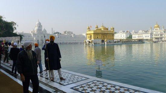 Templo Dorado: Amritsar Goldener Tempel 3