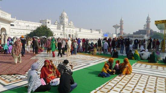 Templo Dorado: Amritsar Goldener Tempel 4