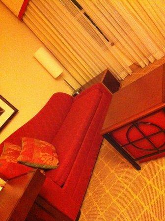 Residence Inn Jackson Ridgeland: sofa bed