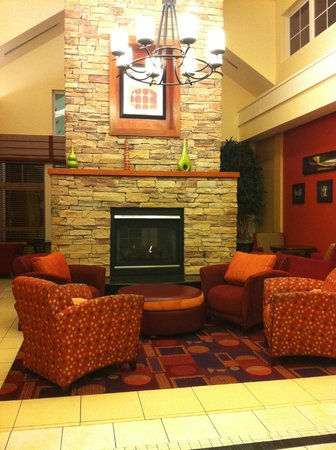 Residence Inn Jackson Ridgeland: lobby