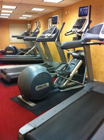 Residence Inn Jackson Ridgeland: fitness