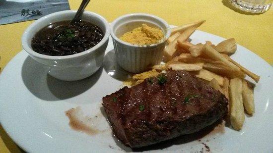 Moqueca Brazilian Cuisine: Yummy Steak
