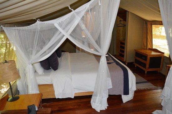 Sarova Mara Game Camp : Pure comfort
