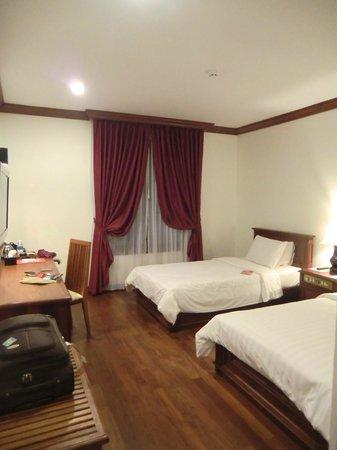 Royal Crown Hotel & Spa: Номер твин