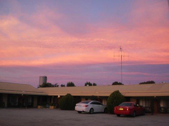 Barham, Australia: Riverland Motel