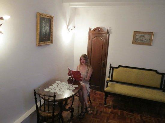El Hostal de Su Merced: Our room
