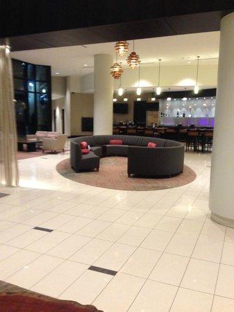 Hilton Albany : Lobby