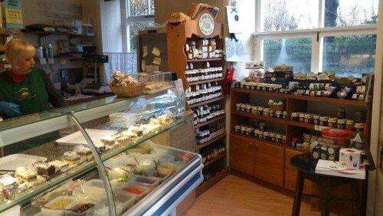 Dronfield, UK: Kuchene  home made food and deli