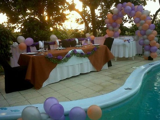 Palm View Guest House & Conference Center: wedding