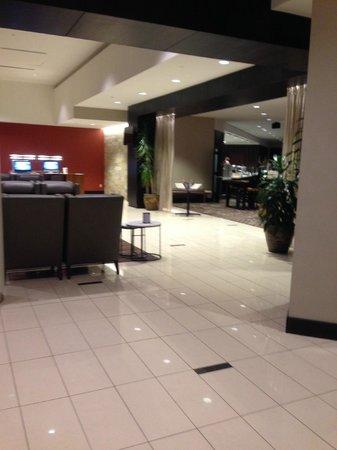 Hilton Albany: Hotel Restaurant