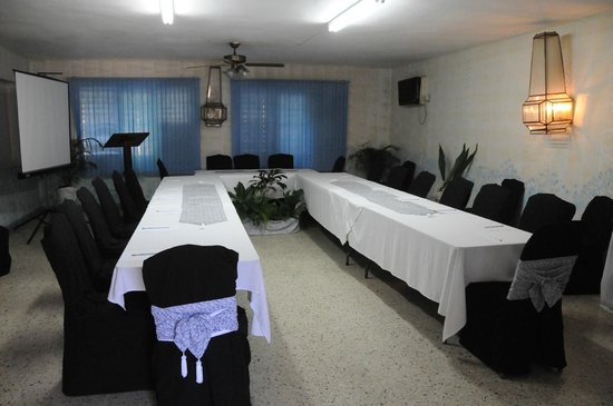 Palm View Guest House & Conference Center: conference center