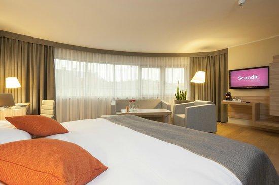 Scandic Wroclaw: Standard Plus room