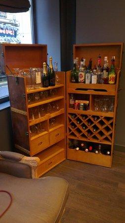 Atelier Montparnasse : bar hall