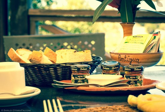 Harmony Hall Italian Restaurant: Breakfast