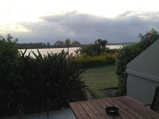 Ibis Styles River Lodge Harrington : View from room