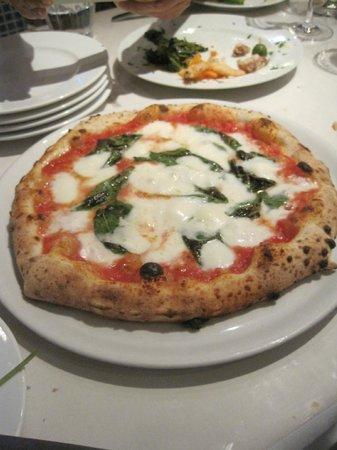 Pizzeria Da Peppe Napolistaca: マルゲリータ