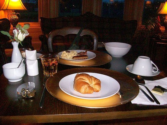 Alamo Guest House : Croissant