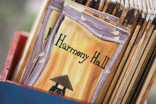 Harmony Hall Italian Restaurant: Detail