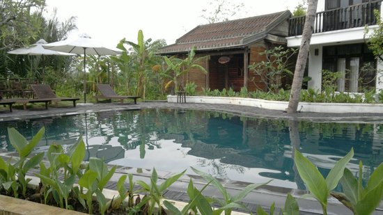 Hoi An Ancient House Resort & Spa: Piscine