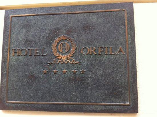 Hotel Orfila: Fin de semana en Madrid