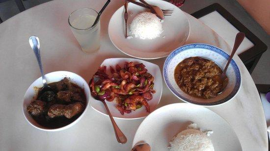 MaMa Nyonya Food: foods
