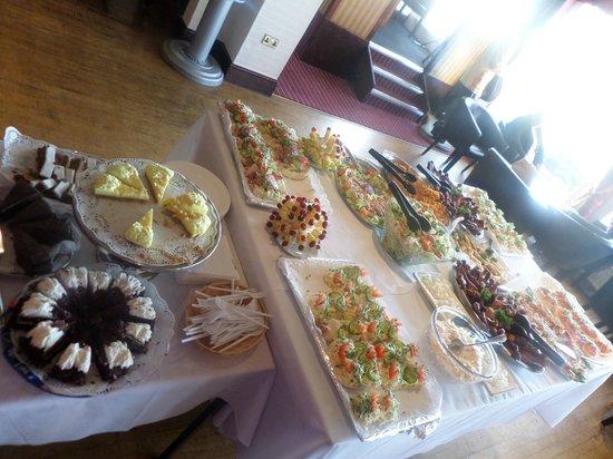 Hotel Craig-Y-Don: Buffet at lunch