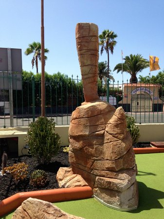 Minigolf Yumbo : Mini Golf