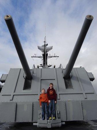 Patriots Point Naval & Maritime Museum : USS Laffy