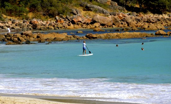 Pullman Bunker Bay Resort Margaret River Region: Great place to try to do stand up paddle boarding.