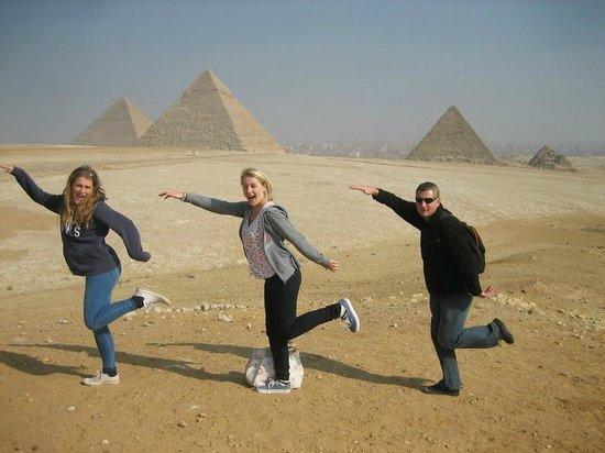 Egypt Day Tours: Walk like an Egyptian