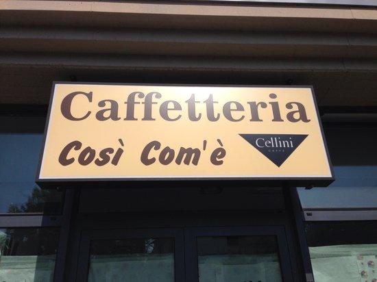 Caffetteria Così Com'è