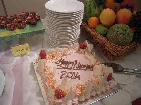Landmark Hotel Baniyas: Pour le 1er Janvier